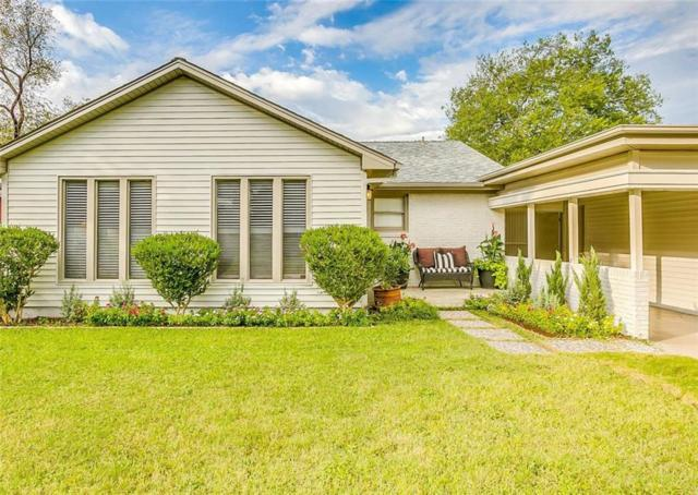 3944 Weyburn Drive, Fort Worth, TX 76109 (MLS #13952139) :: RE/MAX Town & Country