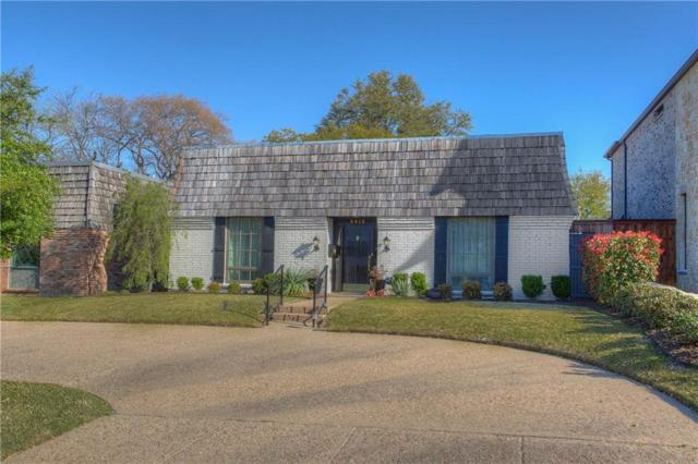 5612 Byers Avenue, Fort Worth, TX 76107 (MLS #13952832) :: RE/MAX Town & Country