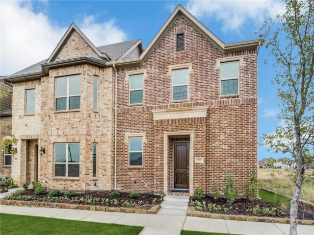 3705 Dutchess Drive, Frisco, TX 75034 (MLS #13953063) :: RE/MAX Landmark