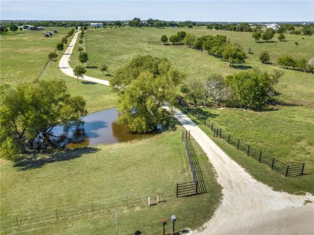 6501 Trietsch Road, Sanger, TX 76266 (MLS #13953145) :: The Sarah Padgett Team