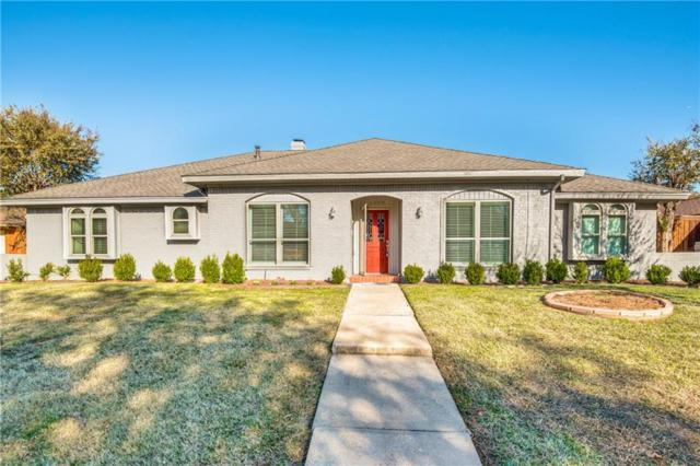 2828 Staffordshire Drive, Carrollton, TX 75007 (MLS #13953234) :: RE/MAX Town & Country