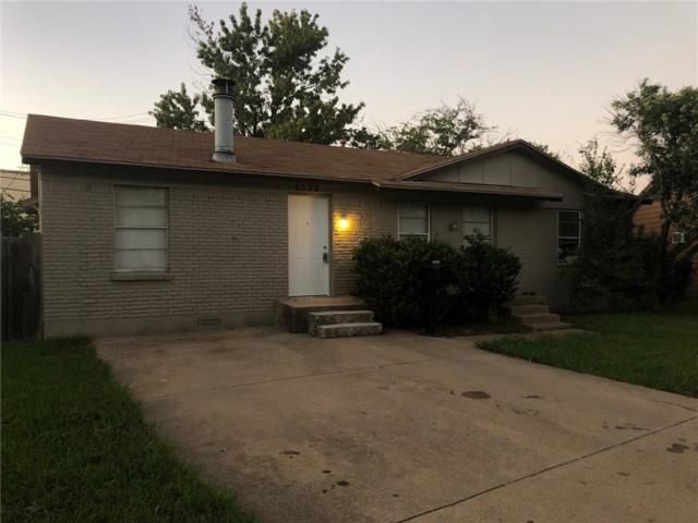 3338 Wise Drive, Mesquite, TX 75150 (MLS #13953295) :: RE/MAX Town & Country