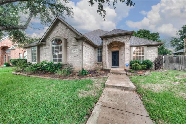 1616 Bar Harbor Drive, Flower Mound, TX 75028 (MLS #13953456) :: North Texas Team | RE/MAX Lifestyle Property