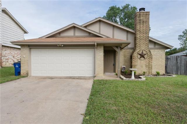 6557 Westridge Drive, Watauga, TX 76148 (MLS #13953842) :: RE/MAX Pinnacle Group REALTORS