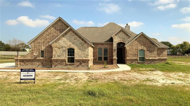 2008 Dash Lane, Springtown, TX 76082 (MLS #13953966) :: The Sarah Padgett Team
