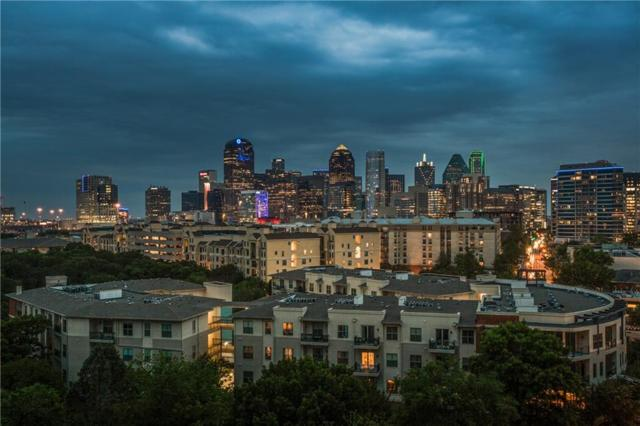 3030 Mckinney Avenue #905, Dallas, TX 75204 (MLS #13954512) :: The Heyl Group at Keller Williams