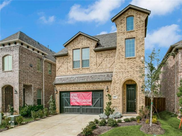 3813 Bentley Drive, Bedford, TX 76008 (MLS #13954550) :: RE/MAX Town & Country