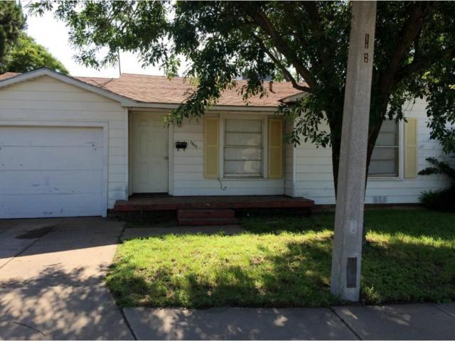 1801 Barrow Street, Abilene, TX 79605 (MLS #13954959) :: North Texas Team | RE/MAX Lifestyle Property