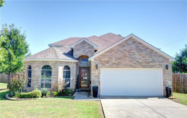 731 Charyl Lynn Drive, Argyle, TX 76226 (MLS #13954996) :: The Real Estate Station