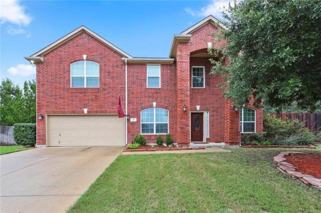 4 Camden Court, Mansfield, TX 76063 (MLS #13955161) :: The Chad Smith Team