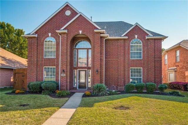 10609 Birmingham Drive, Frisco, TX 75035 (MLS #13955358) :: Magnolia Realty
