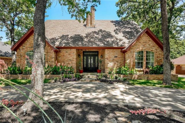 912 W Redbud Drive, Hurst, TX 76053 (MLS #13955383) :: The Chad Smith Team