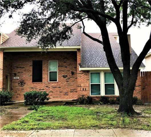 7520 Tournament Road, Frisco, TX 75035 (MLS #13955416) :: Hargrove Realty Group