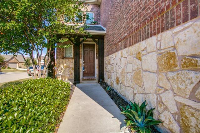 301 Perkins Drive, Lantana, TX 76226 (MLS #13955525) :: RE/MAX Town & Country