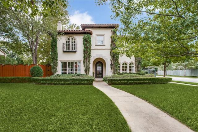 3219 Saint Johns Drive, Highland Park, TX 75205 (MLS #13955560) :: Frankie Arthur Real Estate