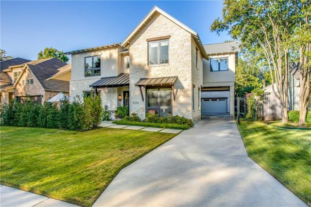 8309 Chadbourne Road, Dallas, TX 75209 (MLS #13955697) :: Van Poole Properties Group