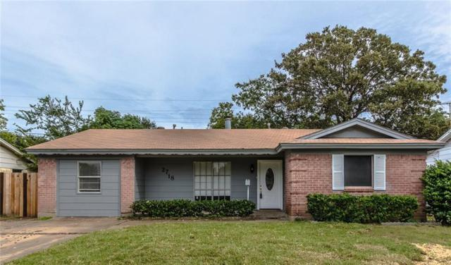 2718 Stafford Street, Irving, TX 75062 (MLS #13955785) :: RE/MAX Town & Country