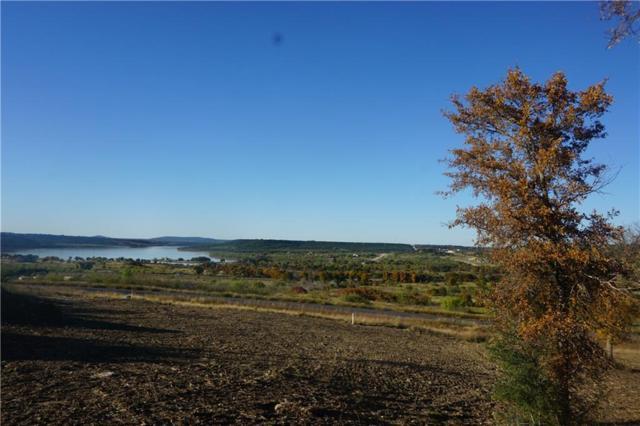 Lt 156 Canyon Wren N, Possum Kingdom Lake, TX 76449 (MLS #13955807) :: Steve Grant Real Estate