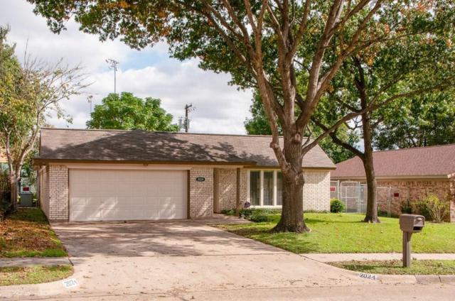 2024 Robinson Street, Irving, TX 75060 (MLS #13955946) :: The Hornburg Real Estate Group