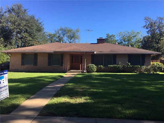 9750 Van Dyke Road, Dallas, TX 75218 (MLS #13956292) :: RE/MAX Pinnacle Group REALTORS