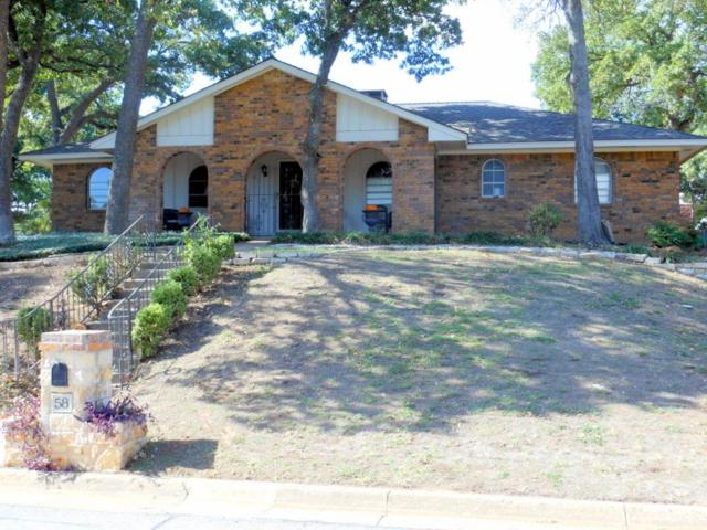 58 Lincolnshire Circle, Bedford, TX 76021 (MLS #13956930) :: RE/MAX Town & Country