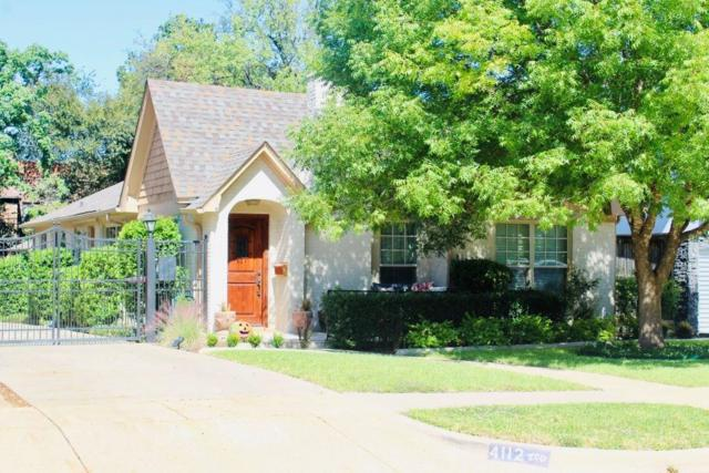 4112 Modlin Avenue, Fort Worth, TX 76107 (MLS #13957630) :: The Mitchell Group