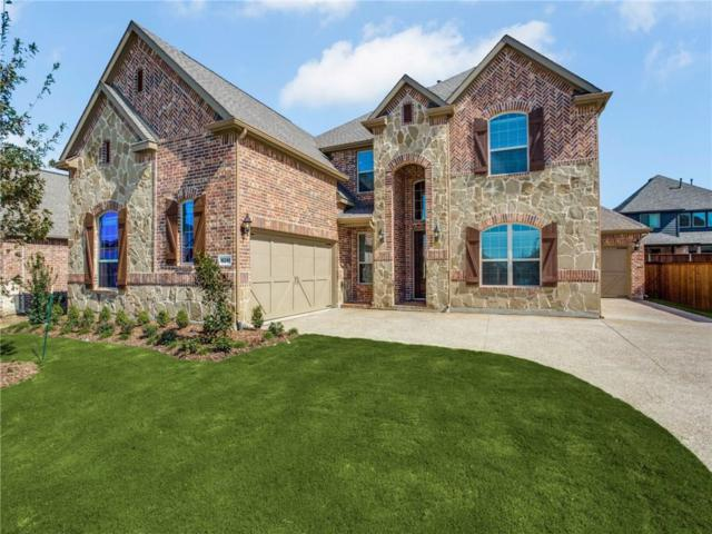 16248 Willowick Lane, Frisco, TX 75068 (MLS #13957715) :: The Real Estate Station