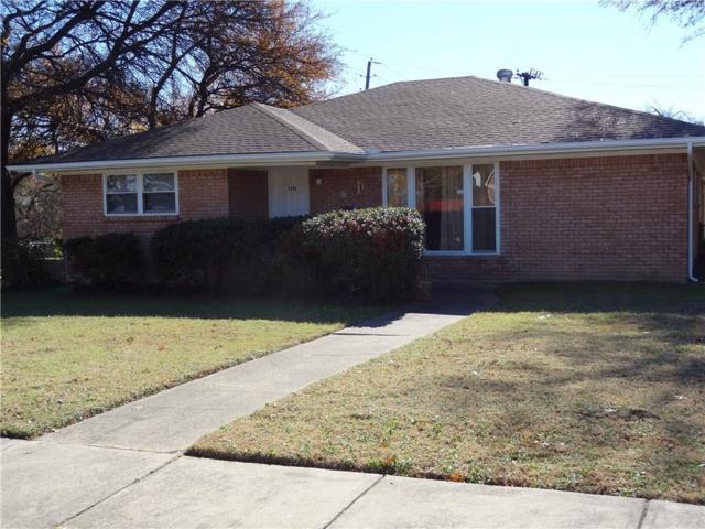 3364 Darvany Drive, Dallas, TX 75220 (MLS #13957751) :: Baldree Home Team