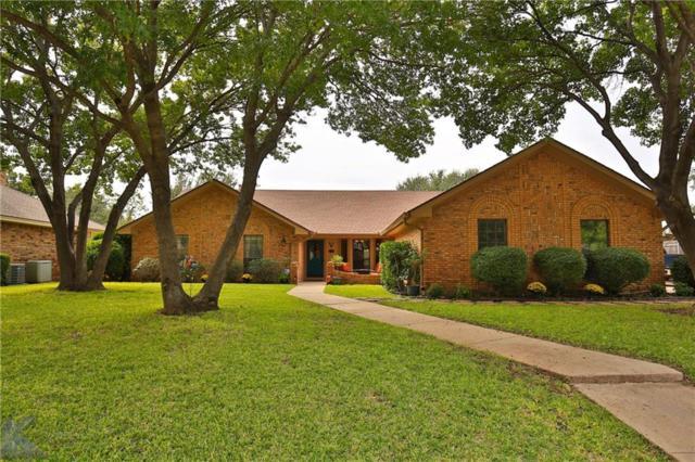 30 Hoylake Drive, Abilene, TX 79606 (MLS #13957806) :: The Tonya Harbin Team
