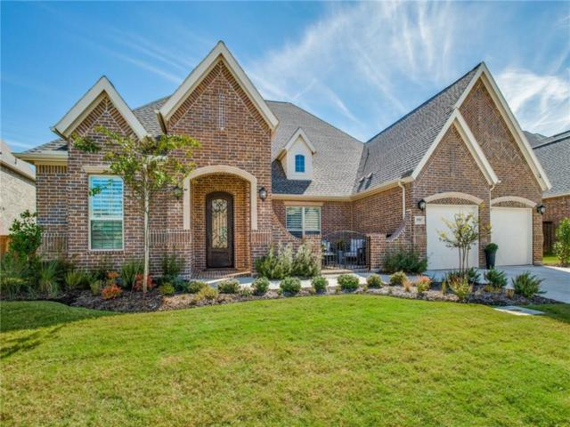 10905 Smoky Oak Trail, Flower Mound, TX 76226 (MLS #13957980) :: The Gleva Team