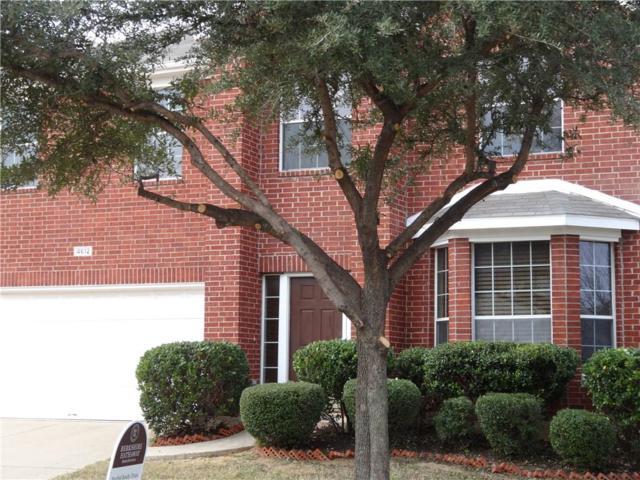 4612 Springway Lane, Fort Worth, TX 76123 (MLS #13958697) :: RE/MAX Landmark
