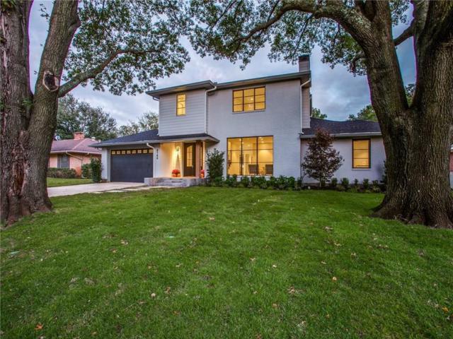 9744 Van Dyke Road, Dallas, TX 75218 (MLS #13958845) :: The Mitchell Group