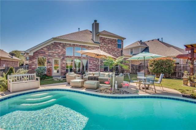 8204 Saint Clair Drive, Mckinney, TX 75071 (MLS #13960143) :: RE/MAX Landmark
