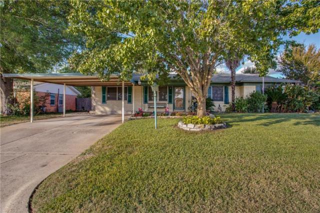 4517 Hunter Street, Haltom City, TX 76117 (MLS #13960144) :: RE/MAX Town & Country