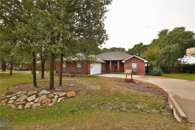 1815 Sandpiper Drive, Clyde, TX 79510 (MLS #13960972) :: The Tonya Harbin Team