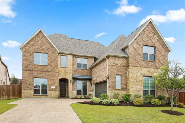 1515 Chadwick Drive, Allen, TX 75013 (MLS #13961117) :: Kimberly Davis & Associates