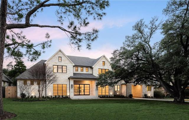 4314 Woodfin Drive, Dallas, TX 75220 (MLS #13961473) :: Kimberly Davis & Associates