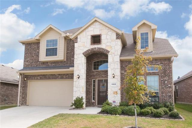 1313 Cheyenne Drive, Aubrey, TX 76227 (MLS #13961739) :: The Real Estate Station