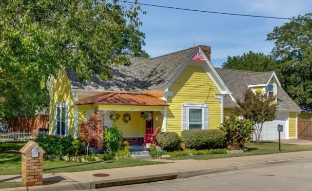 9121 6th Street, Frisco, TX 75033 (MLS #13961764) :: The Heyl Group at Keller Williams