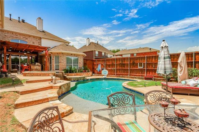1028 Knightsbridge Drive, Frisco, TX 75036 (MLS #13961770) :: Kimberly Davis & Associates