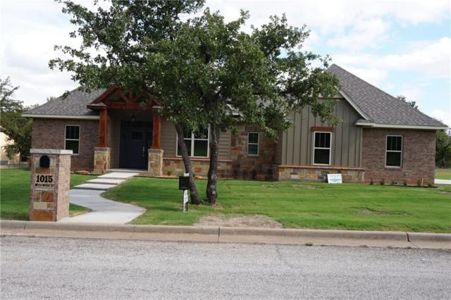 1015 Westwood, Graham, TX 76450 (MLS #13962148) :: The Real Estate Station
