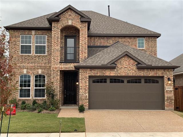1513 Sea Island Road, Aubrey, TX 76227 (MLS #13962179) :: Real Estate By Design