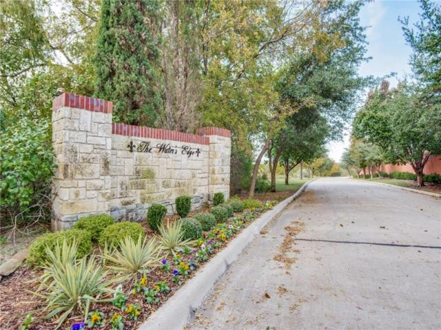 7285 Waters Edge Drive, The Colony, TX 75056 (MLS #13962215) :: RE/MAX Town & Country