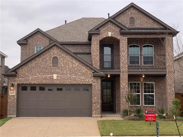 1605 Sea Island Road, Aubrey, TX 76227 (MLS #13962340) :: Real Estate By Design
