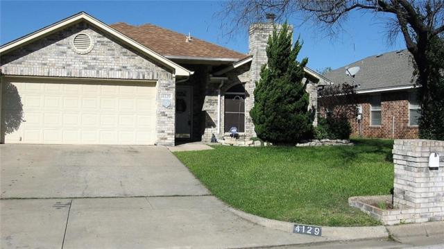 4129 Maryanne Place, Haltom City, TX 76137 (MLS #13962562) :: Frankie Arthur Real Estate