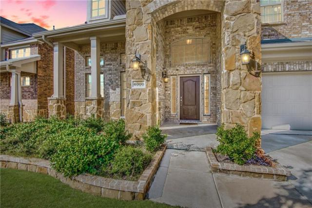 4000 Wavertree Road, Frisco, TX 75036 (MLS #13962565) :: RE/MAX Town & Country