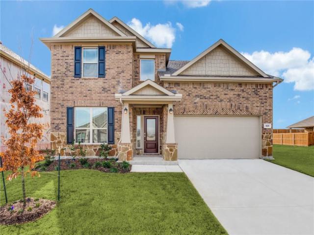 823 Blackhawk Drive, Princeton, TX 75407 (MLS #13963091) :: Kimberly Davis & Associates