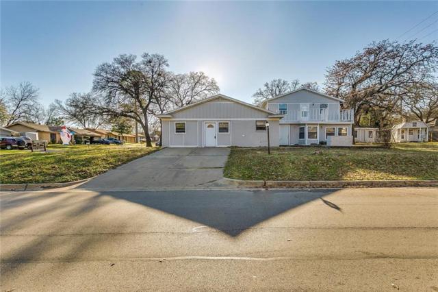 133 NE Michael Drive, Burleson, TX 76028 (MLS #13963551) :: The Heyl Group at Keller Williams