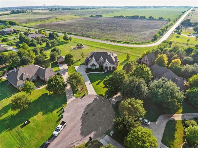 9100 Saddle Horn Court, Prosper, TX 75078 (MLS #13964409) :: RE/MAX Town & Country