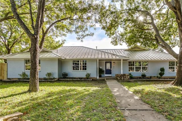 4301 Selkirk Drive W, Fort Worth, TX 76109 (MLS #13964475) :: RE/MAX Town & Country